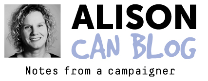 Alison Can Blog